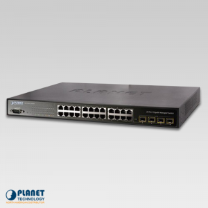 WGSW-24020 Managed Switch