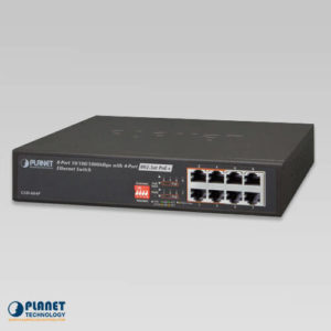 GSD-804P PoE Switch