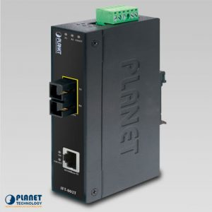 IFT-802T Industrial Media Converter