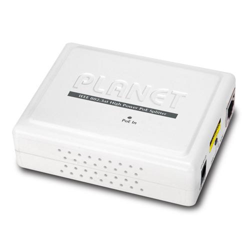 POE-162S IEEE 802.3at Gigabit Power over Ethernet Plus Splitter (12V/24V)