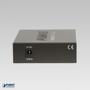 FST-802S15 Smart Media Converter Back
