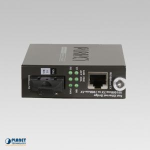 FST-802S15 Smart Media Converter