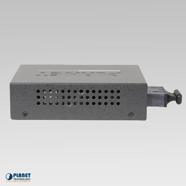 FT-801 Media Converter Side