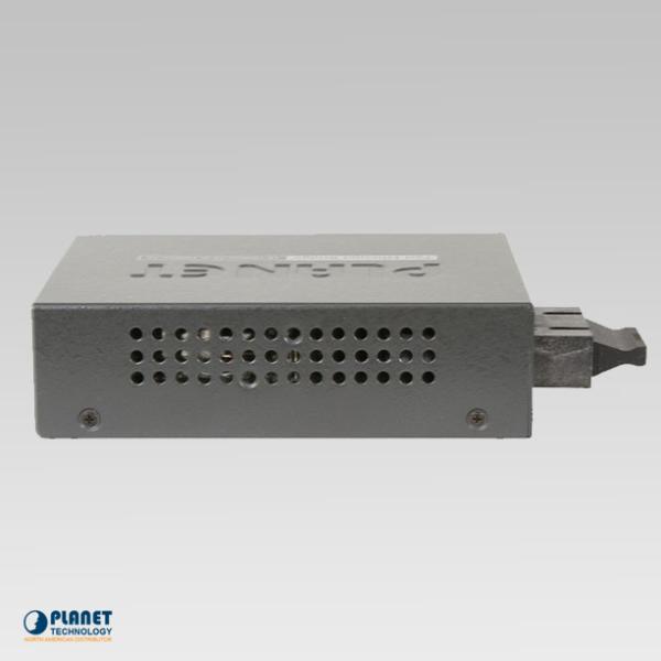 FT-802 Media Converter Side 1