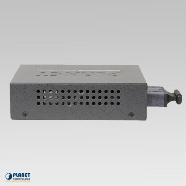 FT-802S15 Fiber Media Converter Side