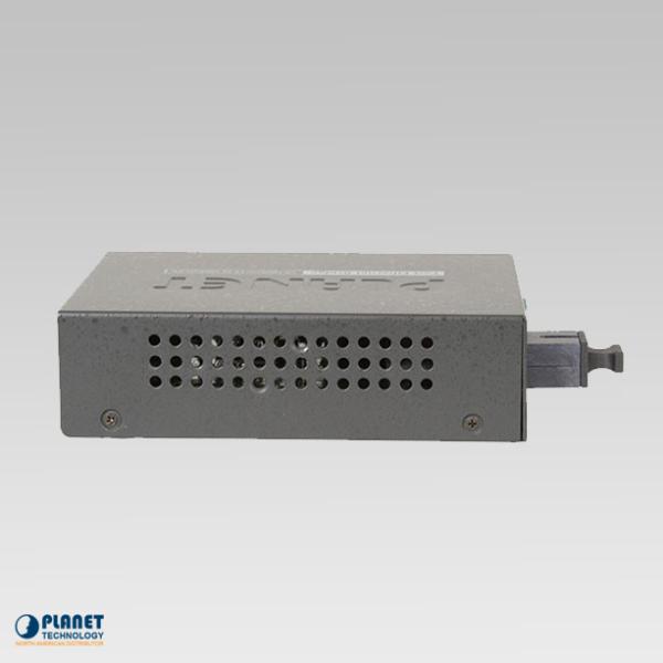 FT-806A20 Bi-directional Fiber Converter Side 2