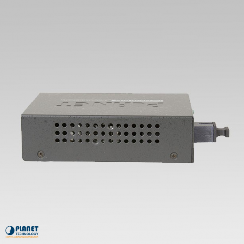 FT-806B20 Bi-directional Fiber Converter Side 2
