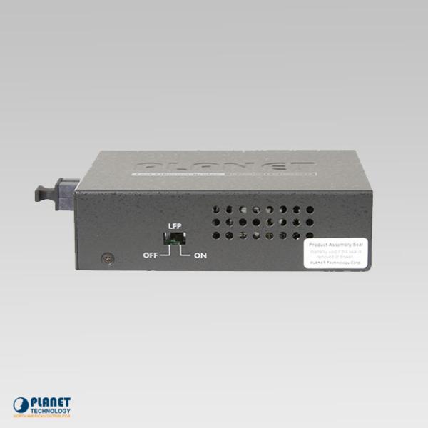 FT-806A20 Bi-directional Fiber Converter Side 1