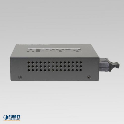 FTP-802S15 Fiber Media Converter Side 1