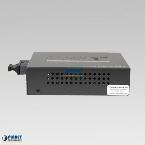FTP-802S15 Fiber Media Converter Side 2