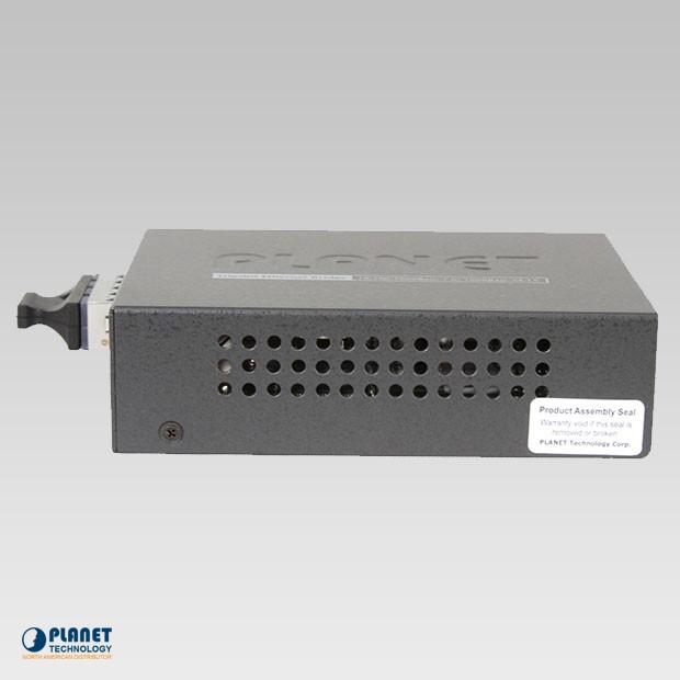 GT-802 Gigabit Media Converter Side 1