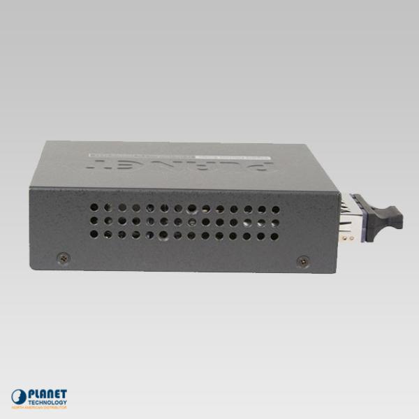 GT-802S Gigabit Media Converter Side 1