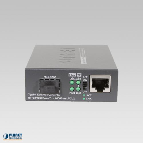 GT-805A Media Converter