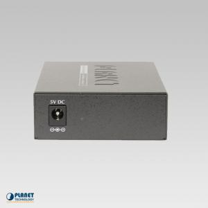 GT-806A15 Bi-directional Media Converter Back