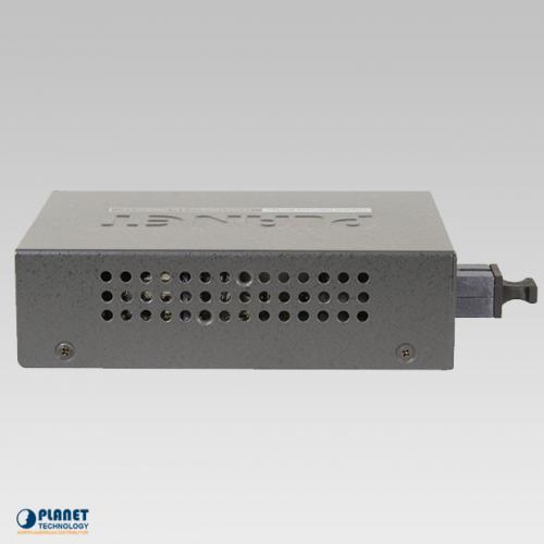GT-806B15 Bi-directional Media Converter Side 2