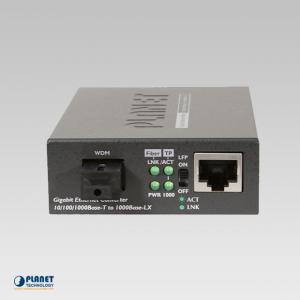 GT-806B15 Bi-directional Media Converter