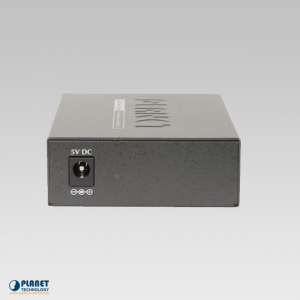 GT-806B15 Bi-directional Media Converter Back