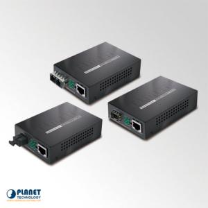 GT-902S Web/SNMP Manageable Gigabit Media Converter