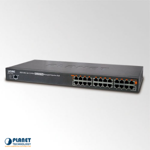 HPOE-1200G 12-Port Gigabit High PoE Injector Hub