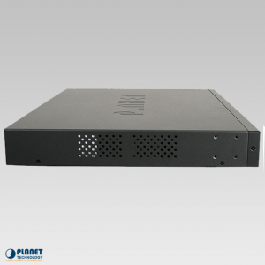 HPOE-2400G 24-Port Gigabit High PoE Injector Hub Side 2