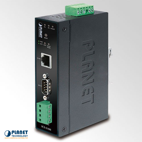 ICS-2100  Industrial Media Converter