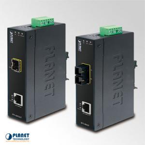 IFT-802T Industrial Media Converter