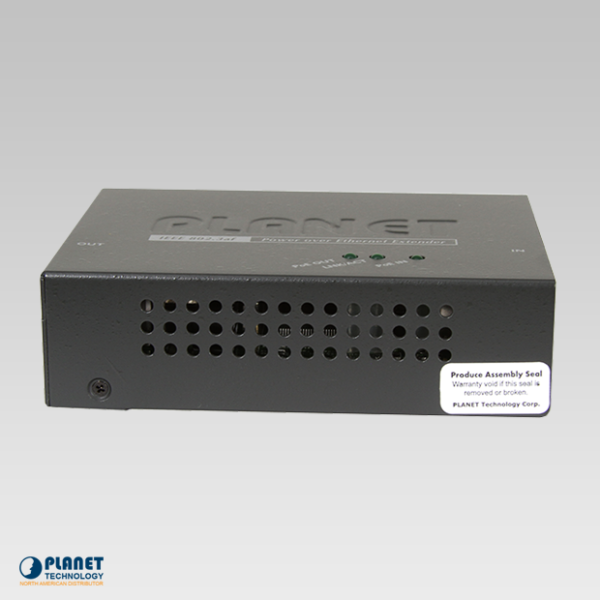 POE-E201 High Power PoE Repeater Side 2