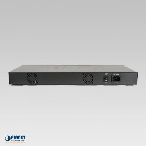 POE-2400G 24-Port Gigabit PoE Injector Hub Back