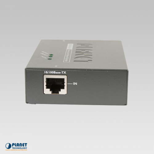 POE-E201 High Power PoE Repeater Back