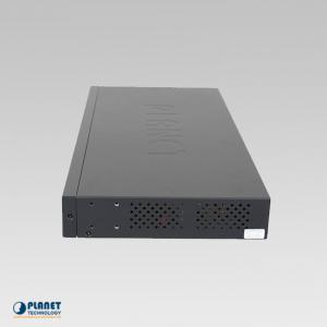 POE-1200G 12-Port Gigabit PoE Injector Hub Side 2
