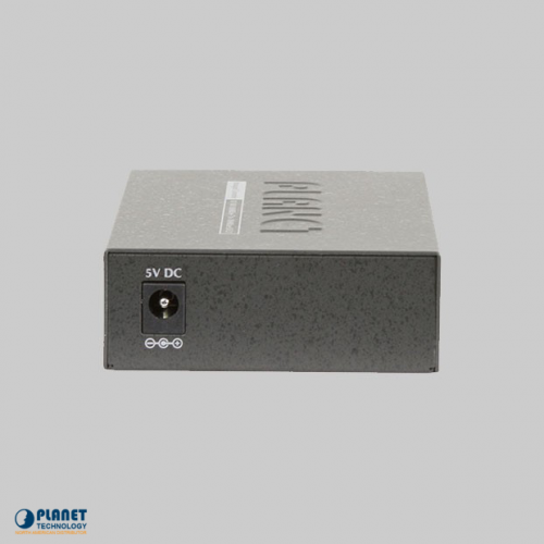 GT-905A Web/SNMP Manageable Gigabit Converter Back