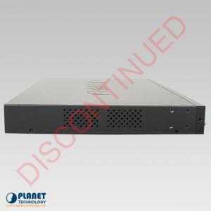 FGSW-2620VMP4 24-Port PoE Switch Side 1