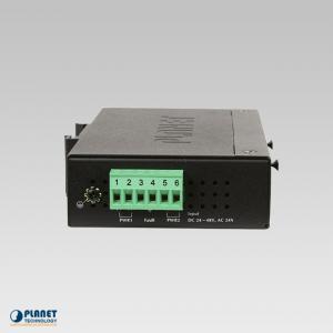 IPOE-162Industrial PoE Injector Top