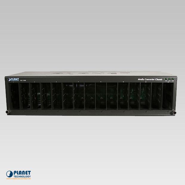 MC-1500 15-Slot Media Converter
