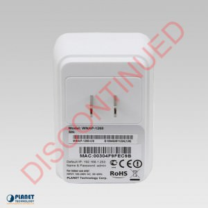WNAP-1260 Back DISCONTINUED