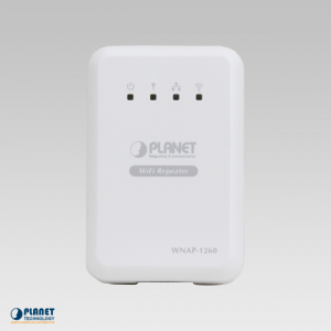 WNAP-1260 Wall Plug Travel Router