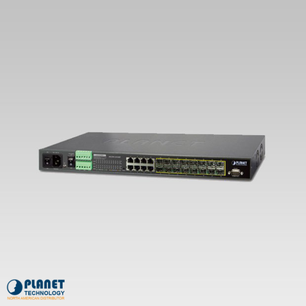 MGSW-24160F Managed Ethernet Switch