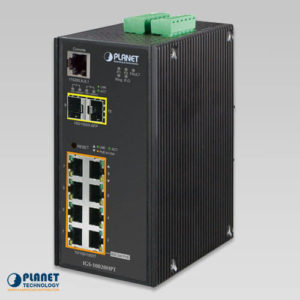 IGS-10020HPT Industrial PoE Switch