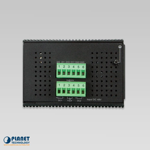 Modbus TCP Industrial Managed PoE Switch | IGS-10020MT | PLANET