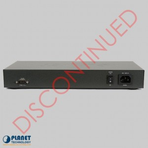 FGSD-1022 8-Port SNMP Managed Switch Back DISCONTINUED