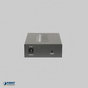 ICS-100 Media Converter Back