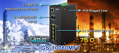 IGS-10080MFT Diagram