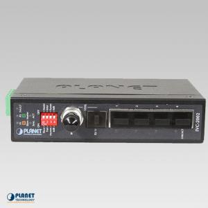 IVC-2002-KIT Industrial 4-Port Ethernet Extender Kit