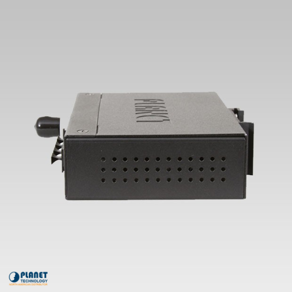 IVC-2002 Industrial 4-Port Ethernet Extender Side 2