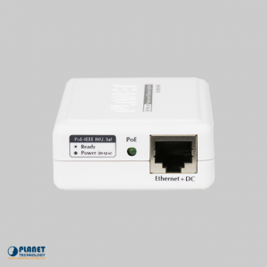 POE-152S PoE Gigabit Splitter Side 1