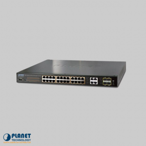 WGSW-28040P4 24-Port Managed PoE Switch