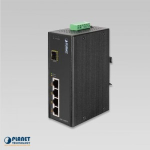 ISW-514PTF Industrial Switch