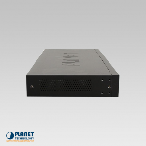 FNSW-1601 16-Port Fast Ethernet Switch Side 1