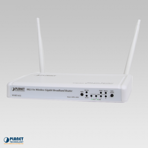 WNRT-632 Wireless Gigabit Router