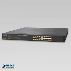 FNSW-1600P PoE Switch